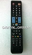 New Remote Control For Samsung 3d HD Smart TV UA32J5500AW UA75JU6400W