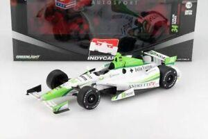 Carlos Munoz DW12 #34 Verizon Indy Car Series 2014 Andretti 1:18 Greenlight