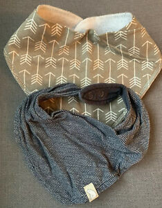 Baby Toddler Boy Scarves Bibs H&M And Other, VGUC