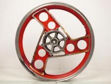 Jante avant moto Yamaha 350 RDLC 1983 - 1984 31K Occasion jante roue cercle moye