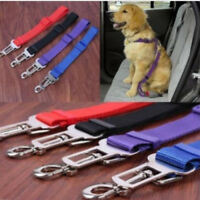 New Pet Dog Safety Seat Belt Leash Harness for All Car Restraint Lead Adjustable