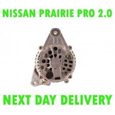 NISSAN PRAIRIE PRO 2.0 1988 1989 1990 1991 1992 MPV REMANUFACTURED ALTERNATOR