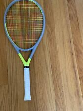 New listing Used head graphene 360 extreme pwr tennis racquet . Grip Size 4 3/8.