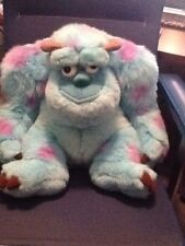 "Walt Disney World Monsters Inc. 28"" Plush Sulley Jumbo Pixar Toys"