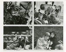 PATRICK MACNEE JENNIFER CROXTON PORTRAITS THE AVENGERS 1967 ABC TV PHOTO