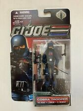 Gi Joe The Pursuit of Cobra Cobra Trooper - The Enemy 30th Anniversary
