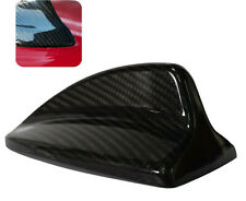 Real Carbon Fiber Shark Fin Antenna Cover E90 06-11 For BMW Sedan 3 Series