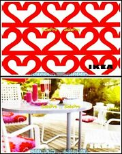 2x IKEA PORCH BRUNCH CHAIRS & TABLE LOVE IN THE AIR COLLECTIBLE GIFT CARD LOT