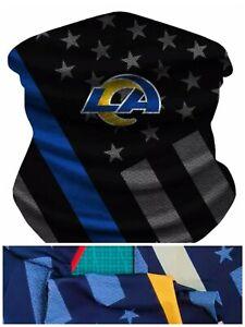 Los Angeles Rams nfl neck gaiter