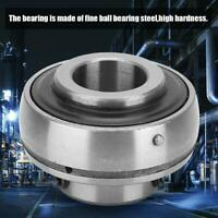 "UC201/UC201-8 Cylindrical Bearing Insert 1/2"" Bore Mounted Ball Bearing Durable"