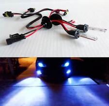 2x XENON HID Bulbs H7 10000K Deep Blue 35W 2007 VW RABBIT EOS R32 Headlight