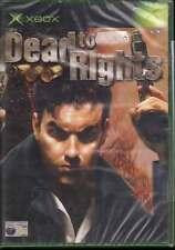 Dead To Rights XBOX Nuovo Sigillato 5030947033149