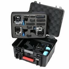 Camera Hard Case Bag For GoPro Accessories Storage Heavy Duty Box Travel Outdoor