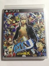 Persona 4: Arena Ultimax Brand New Factory Sealed PS3
