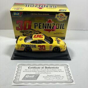 Johnny Benson #30 Pennzoil 1997 Grand Prix Revell 1:24 scale car NASCAR