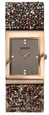 Sekonda Seksy Rocks 2580 Swarovski Crystal Ladies Wristwatch