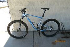 "2015 GIANT ANTHEM ADVANCED 1 27.5"" FULL SUSPENSION MOUNTAIN BIKE SIZE LARGE"