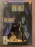 Batman Legends Of The Dark Knight 60, DC Comics Quarry Knightquest