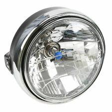 Universal 8 Inch Motorcycle Head Light Lamp For Honda Suzuki Kawasaki Harley