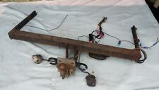 Volkswagen Touran 2003-15 Towbar with electrics COLLECTION ONLY