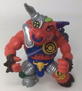 Groundchuck 1991 Playmates Teenage Mutant Ninja Turtles Action Figure TMNT VTG