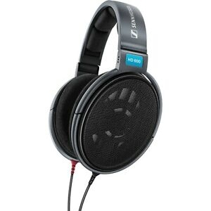 Sennheiser HD 600 Open-back Audiophile Professional Headphones