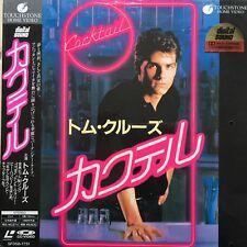Cocktail JAPAN Laserdisc LD w/OBI SF058-1751 Tom Cruise