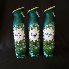Febreze Air 8.8 oz Fresh - Cut Pine Limited Edition Scent Lot 3