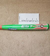 NEW 2019 Worth Est Comp XL End Loaded 27oz. WE19MA ASA Softball Bat w/ RECEIPT