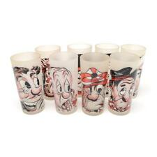 Collection of 8 Gay Fad, Fran Taylor Designed Mid-Century Caricature Glasses!