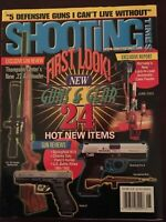 Shooting Times June 2003, New Thompson/ Centers .22 Auto Loader