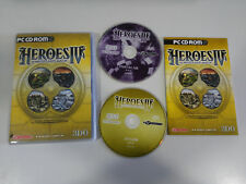HEROES OF MIGHT AND MAGIC IV - SET FOR PC 2 X CD-ROM SPANISH 3DO