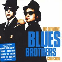 The Blues Brothers - The Definitive Blues Brothers Collection [CD]