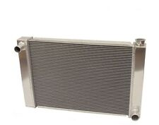 "New Fabricated Aluminum Radiator 29"" x 19"" x3'' Overall For SBC BBC Chevy GM"