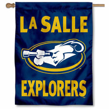La Salle Explorers Banner Flag