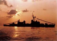 USS Keppler DD-765 US NAVY HAT PIN WW2 KOREA VIETNAM WORLD WAR 2 DESTROYER