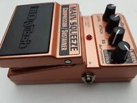 DIGITECH MAIN SQUEEZE COMPRESSOR SUSTAINER - made in USA