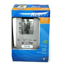 New Sealed ReliOn BP200 Auto Inflate Digital Blood Pressure Monitor