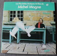 Michel Magne, les plus belles musiques de films vol 1 , LP - 33 tours
