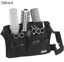 Sibel herramienta práctica Tijera Cepillo Peine Cintura titular/Bolsa/Cierre de Clip de cinturón