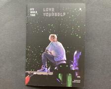 BTS-Love Yourself Seoul Blu-ray MINI PHOTO BOOK JIN