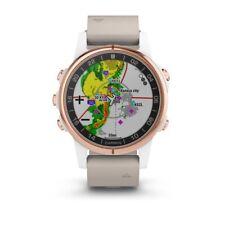 Garmin D2 Delta S Aviator Watch - White Gold (New)