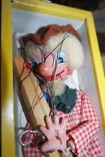 "PELHAM PUPPETS Marionette 60er Jahre  FARMER "" Bauer "" - in OVP"