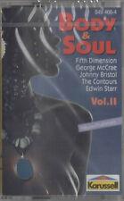 Body & Soul Vol.11 Fifth Dimension George McCrae Johnny Bristol Contours MC NEU