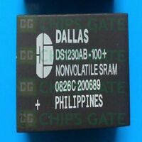 1PCS EDIP28 DS1230AB-100 Nonvolatile SRAM IC DALLAS/MAXIM DS1230AB-100+ DS123