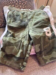 Used Boys Gap Kids Camouflage Shorts XL (12-13 years)
