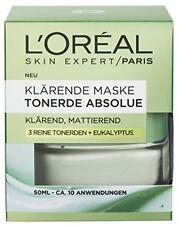 Detergenti e tonici maschera per la cura del viso e della pelle Unisex Dimensione 31-50ml