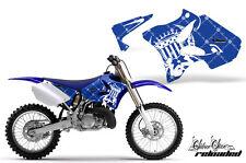 Dirt Bike Shroud Graphics Kit Decal Wrap For Yamaha YZ125 YZ250 02-14 RELOAD W U