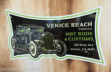 HOT Rod & customs Oldschool Adesivo/ratrod garage Sticker California USA