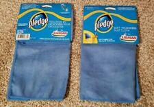 Pledge Soft Microfibre dust cloth By Libman lot of 2